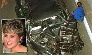 Lady Diana crash