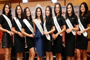 pinal news-Miss Indonesia (14)