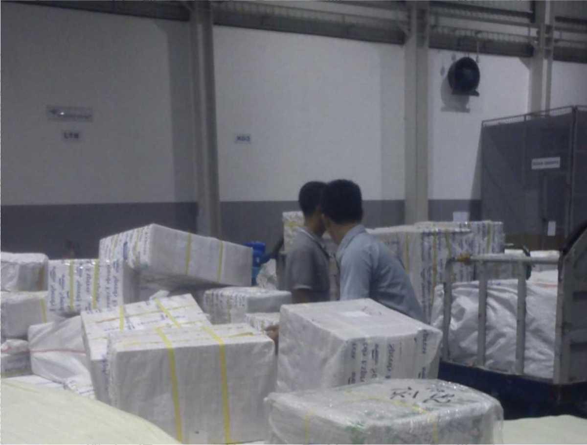 PT.Gapura Angkasa Bandara Kualanamu  Belum Terima Rapel Gaji