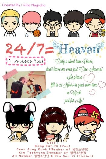 24/7=Heaven ( I'll Protect You! ) Part-6