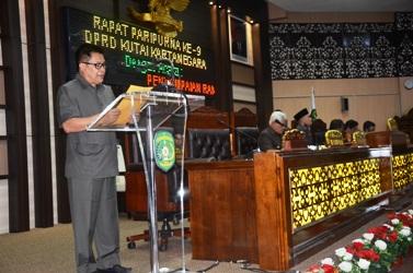 DPRD Kukar