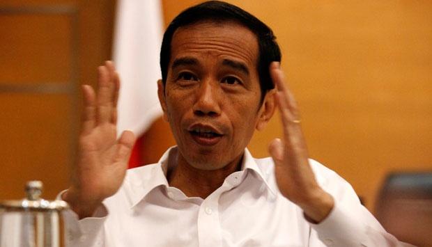 Jokowi-hands