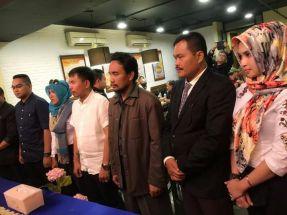 Saat pelantikan secara simbolis pengurus JOIN seluruh Indonesia